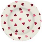 Melamine Bord Pink Hearts