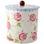 Biscuit Barrel Rose & Bee