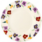 10 1/2 Inch Plate Wallflower