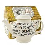 3 Mug Teapot Hen & Toast
