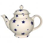 4 Cup TeapotStarry Skies
