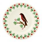 6 1/2 Inch Plate Joy Robin