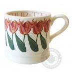 Baby Mug Pink Tulips