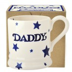 Half Pint Mug Starry Skies Daddy