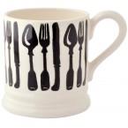 Half Pint Mug Knives & Forks