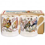 Half Pint Mug Game Birds (set)