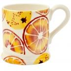 Half Pint Mug Oranges