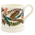 Half Pint Mug Pheasant Feathers