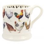 Half Pint Mug Rise & Shine