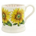 Half Pint Mug Sunflower