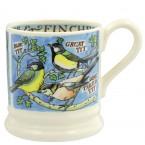 Half Pint Mug Tits & Finches