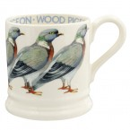 Half Pint Mug Wood Pigeon