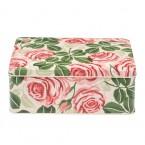 Koekblik Pink Roses