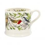 Small Mug Garden Birds 2018