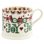 Small Mug Red & Green