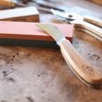 Slijpsteen voor messen en gereedschap