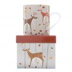 Forest Friends Mug Deer