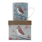 Forest Friends Mug Owl