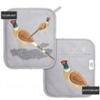 Game Birdy Ovenwant/Onderzetter Pheasant