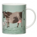 Hugletts Wood Big Mug Cow