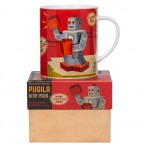 Robotique Big Mug Pugila