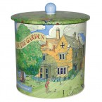 Biscuit Barrel tea in the Garden