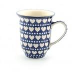 Tulp Mug 500ml. Blue Valentine