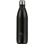Chilly's Bottle Matte Black 750ml
