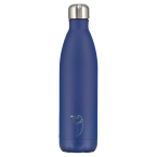 Chilly's Bottle Matte Blue 750ml