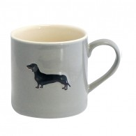 Bailey Mug 250ml Teckel Grey