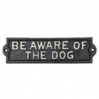 Bord Beware of the dog