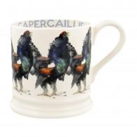 Half Pint Mug Capercaillie