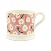 Small Mug Flowers Pink Daisy
