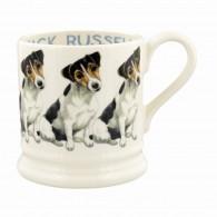 Half Pint Mug Dogs Jack Russel