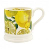 Half Pint Mug Lemons