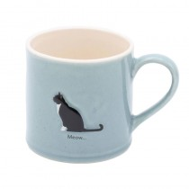 Bailey Mug 250ml Cat Blue