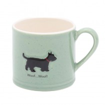 Bailey Mug 250ml Westie Green