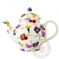 4 Cup Teapot Wallflower