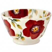 Old Bowl Christmas Rose