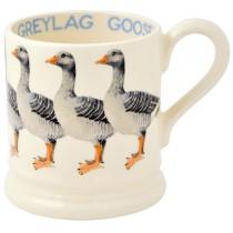 Half Pint Mug Greylag Goose