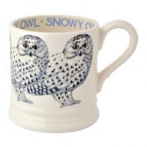 Half Pint Mug Snowy Owl