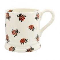 Half Pint Mug Ladybird