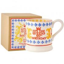 Emma Bridgewater Half Pint Mug Queens Birthday