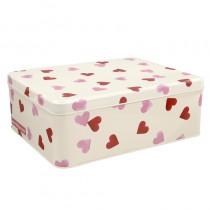 Koekblik Pink Hearts