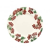 8 1/2 Inch Plate Hawthorn Berries