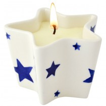 Starry Skies Star Candle