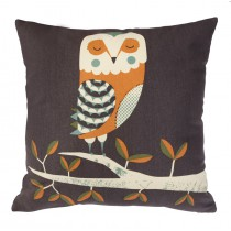 Wildlife Kussen Owl