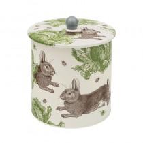 Biscuit Barrel Rabbit & Cabbage