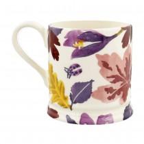 Half Pint Mug Autumn Crocus