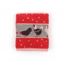 Handdoek BC Chicken Red